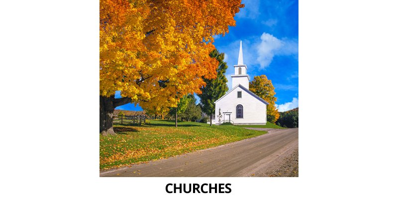 PRINTER &  DOCUMENT SOLUTIONS FOR CHURCHES