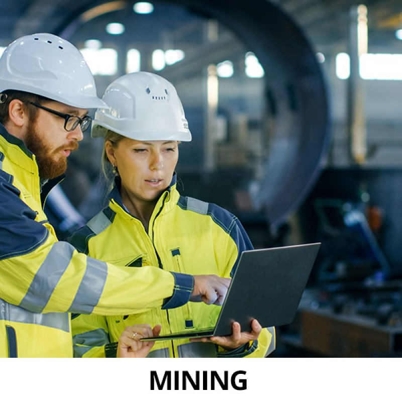 PRINTER &  DOCUMENT SOLUTIONS FOR THE MINING INDUSTRY