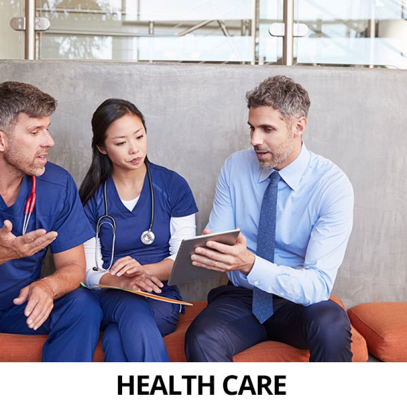 PRINTER & MANAGED DOCUMENT SOLUTIONS FOR HEALTH-AGED CARE INDUSTRY