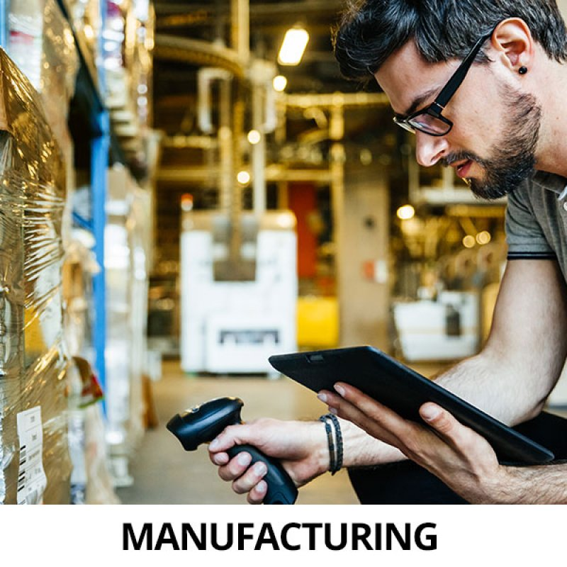 PRINTER & MANAGED DOCUMENT SOLUTIONS FOR THE MANUFACTURING INDUSTRY