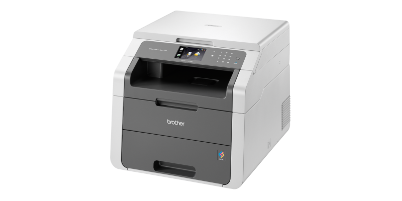 BROTHER DCP-9015CDW 18ppm COLOUR LASER LED MFC