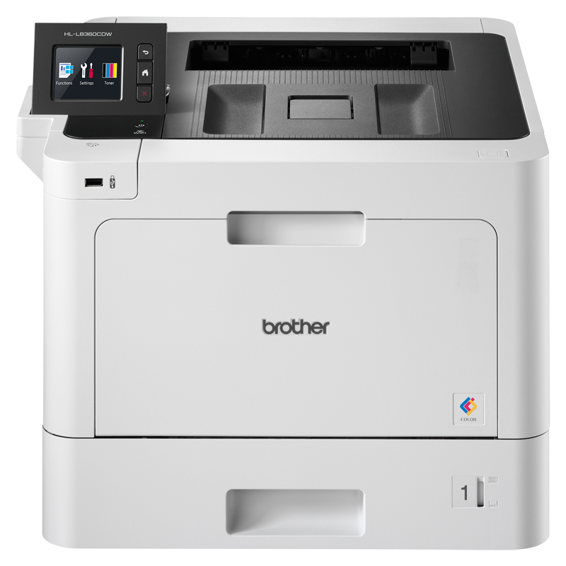 BROTHER HL-L8360CDW 31ppm COLOUR LASER PRINTER
