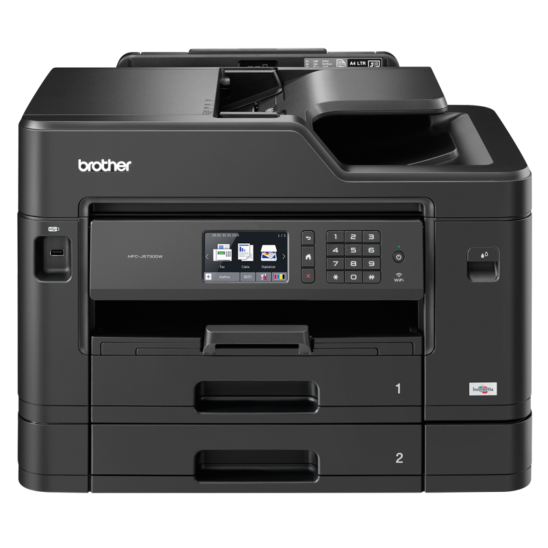 BROTHER MFC-J5730DW COLOUR INKJET A3 PRINTER