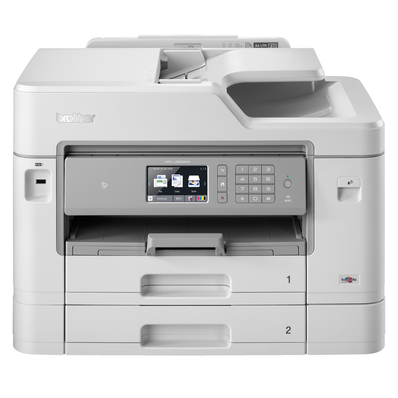 BROTHER MFC-J5930DW 22ppm COLOUR INKJET A3 PRINTER