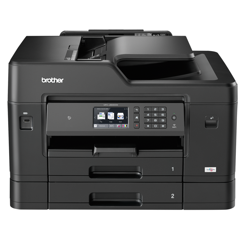 BROTHER MFC-J6930DW COLOUR INKJET A3 PRINTER