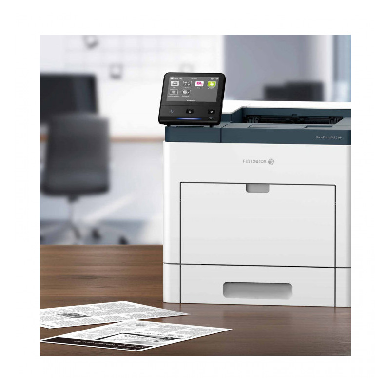 FUJI XEROX DOCUPRINT CP475 AP COLOUR LASER PRINTER