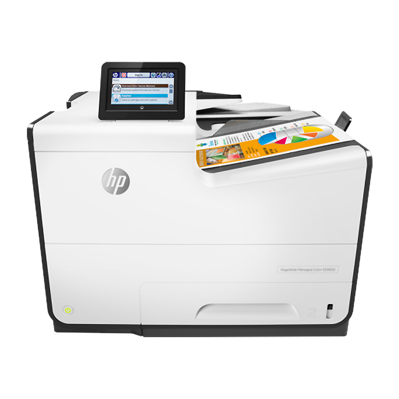 HP PAGEWIDE MANAGED COLOUR MFP E55650dn