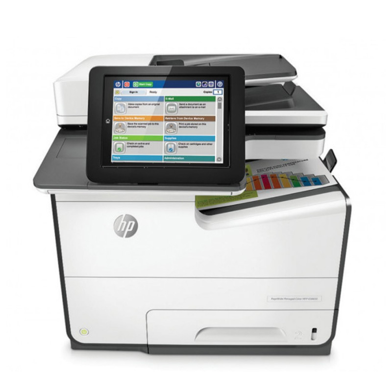 HP PAGEWIDE MANAGED MFP E58650