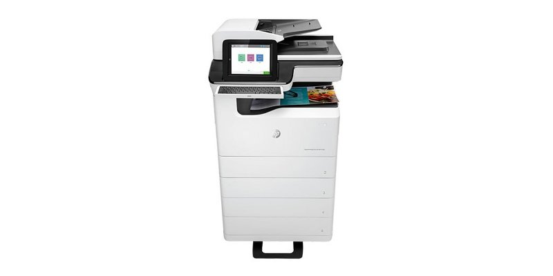 HP PAGEWIDE MANAGED MFP E75160