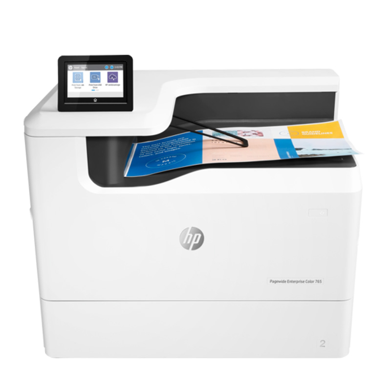 HP PageWide Color 765dn