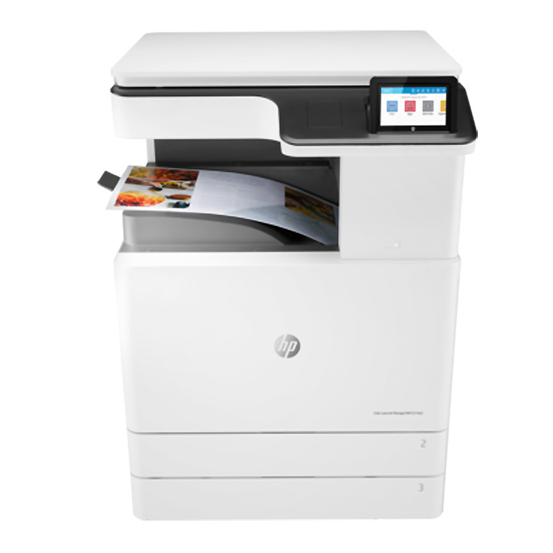 HP PAGEWIDE MANAGED MFP E77422