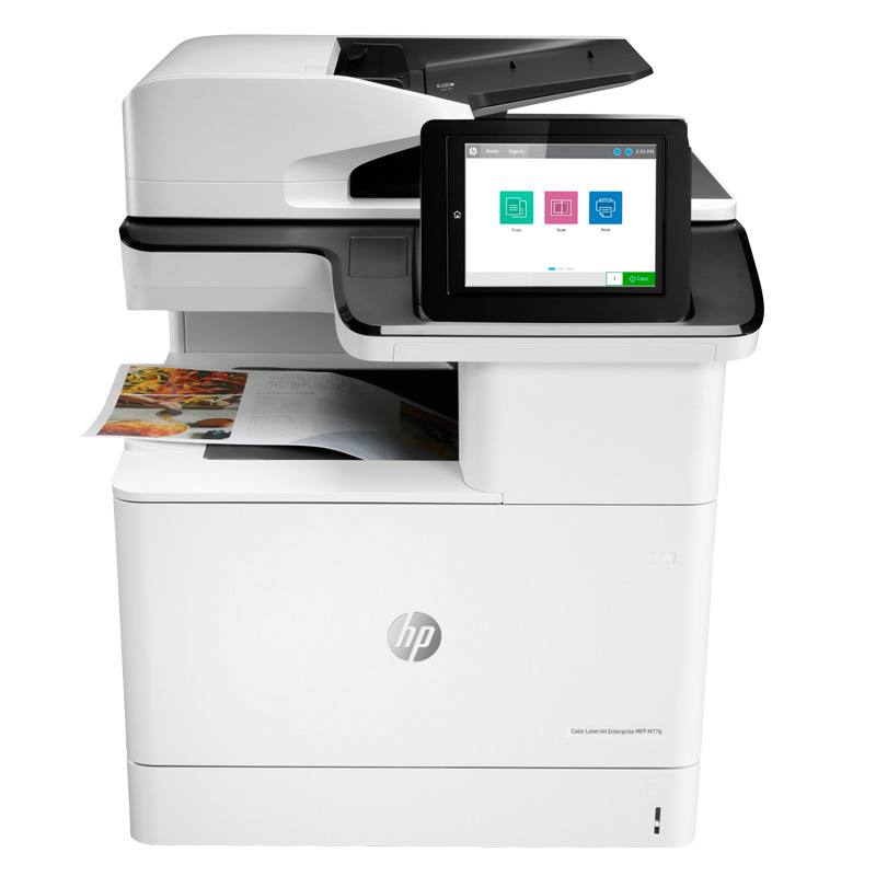 HP Color LaserJet Enterprise MFP M776dn A3