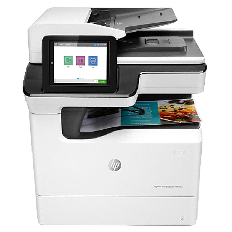 HP PageWide Color MFP 780dn
