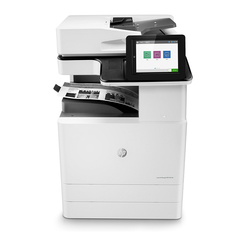 HP LASERJET MANAGED E82540 SERIES