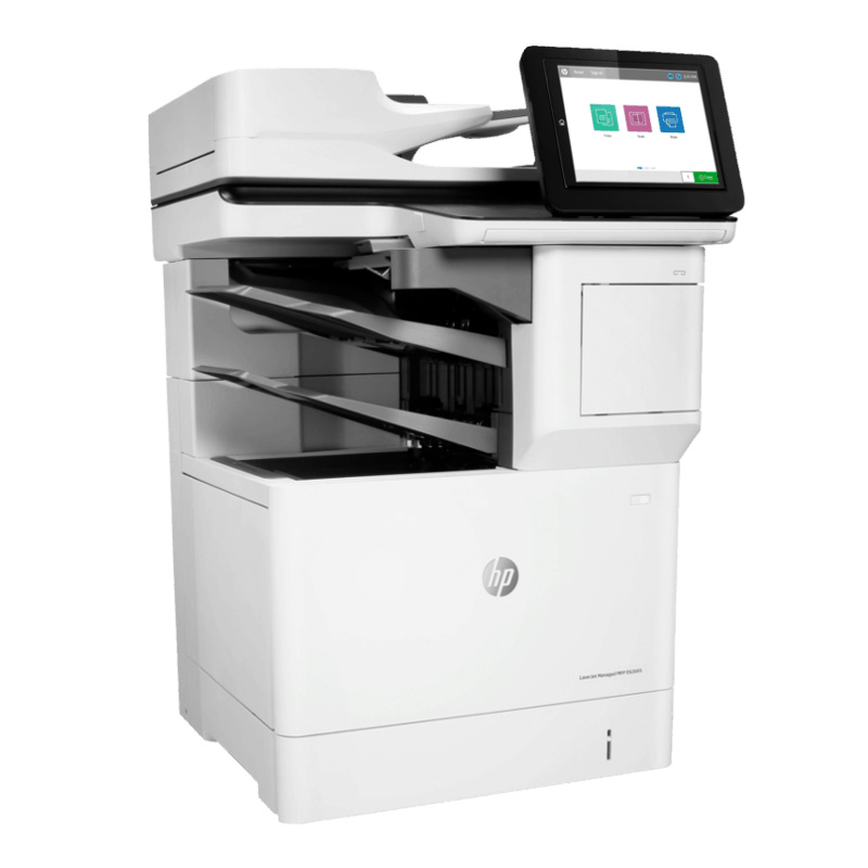 HP LASERJET MANAGED E62665 SERIES