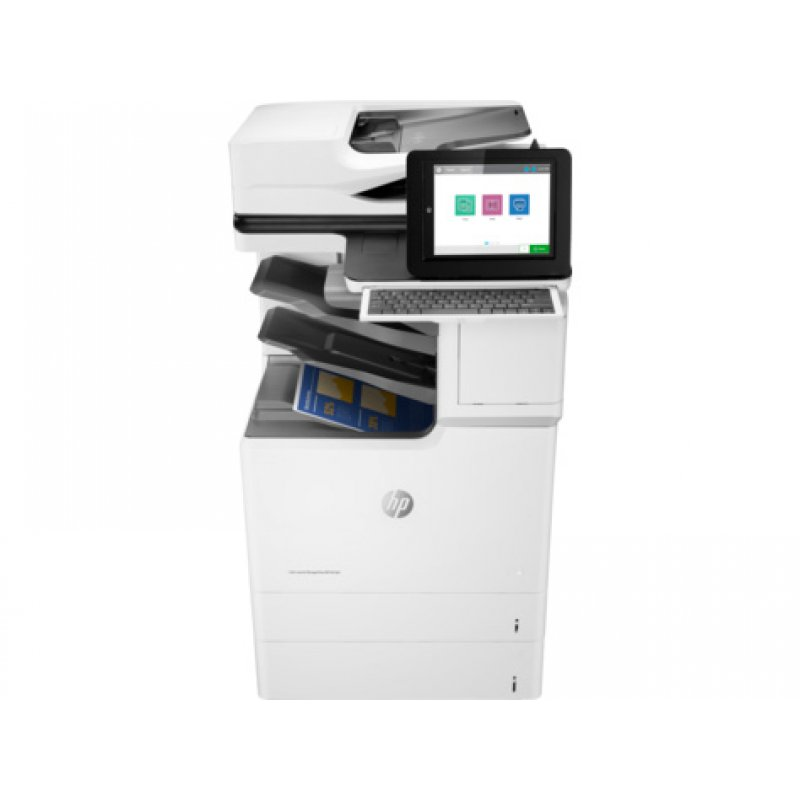 HP COLOR LASERJET MANAGED MFP E87660 SERIES