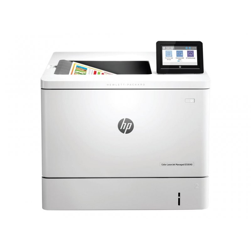 HP COLOR LASERJET E55040DW 40ppm A4 PRINTER