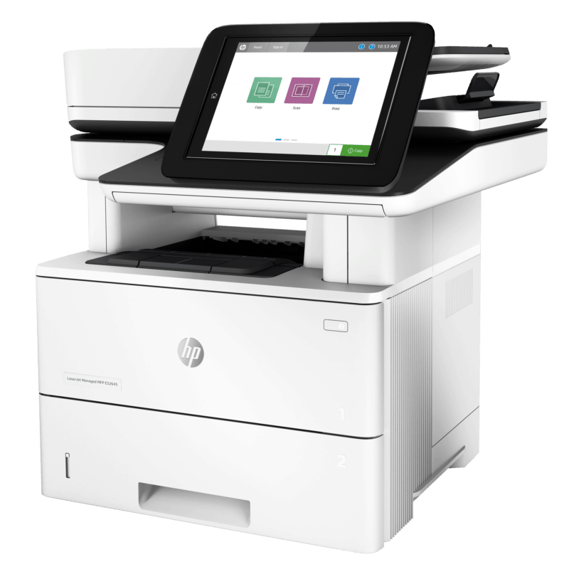 HP LASERJET E52645 MANAGED MONO A4 MULTIFUNCTION PRINTER
