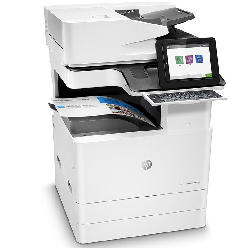 HP LASERJET E77822dn MANAGED COLOUR A3 MULTIFUNCTION PRINTER