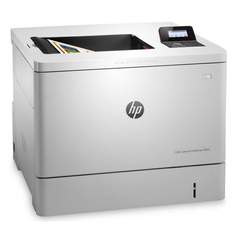 HP LASERJET ENTERPRISE M553dn 38ppm COLOUR PRINTER