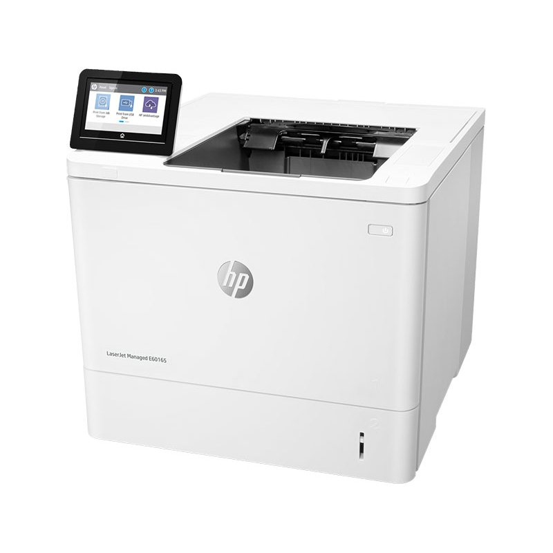 HP LASERJET MANAGED E60165dn 65ppm PRINTER
