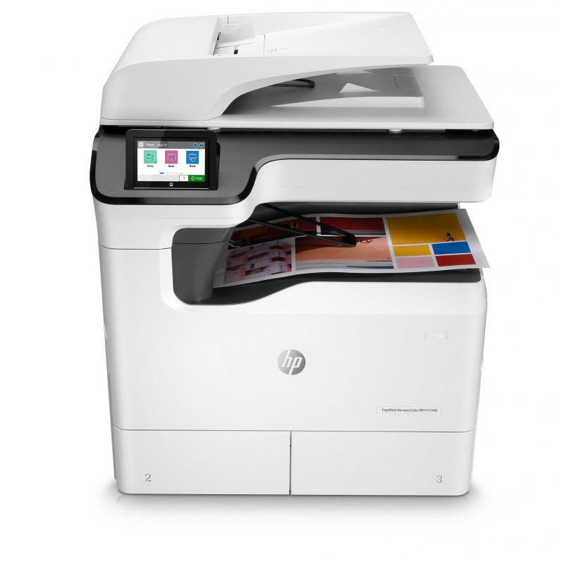 HP PAGEWIDE MANAGED MFP P77440