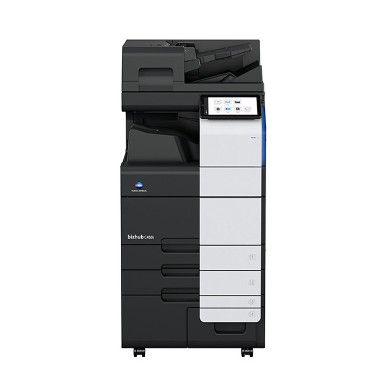 KONICA MINOLTA BIZHUB C450i COLOUR MULTIFUNCTION 45PPM