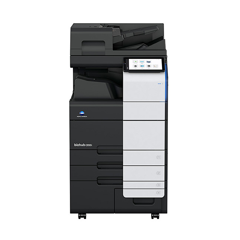 KONICA MINOLTA BIZHUB C650i COLOUR MULTIFUNCTION 69PPM