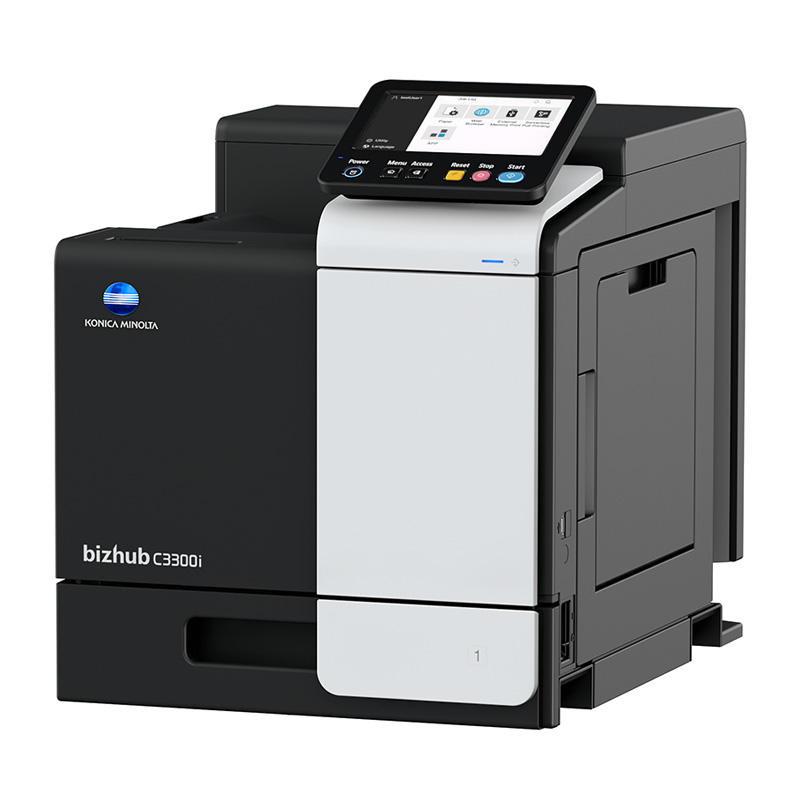 KONICA MINOLTA BIZHUB C3300i 33ppm COLOUR PRINTER