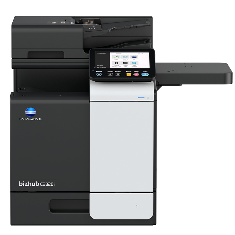 KONICA MINOLTA BIZHUB C3320i 33ppm COLOUR MULTIFUNCTION PRINTER