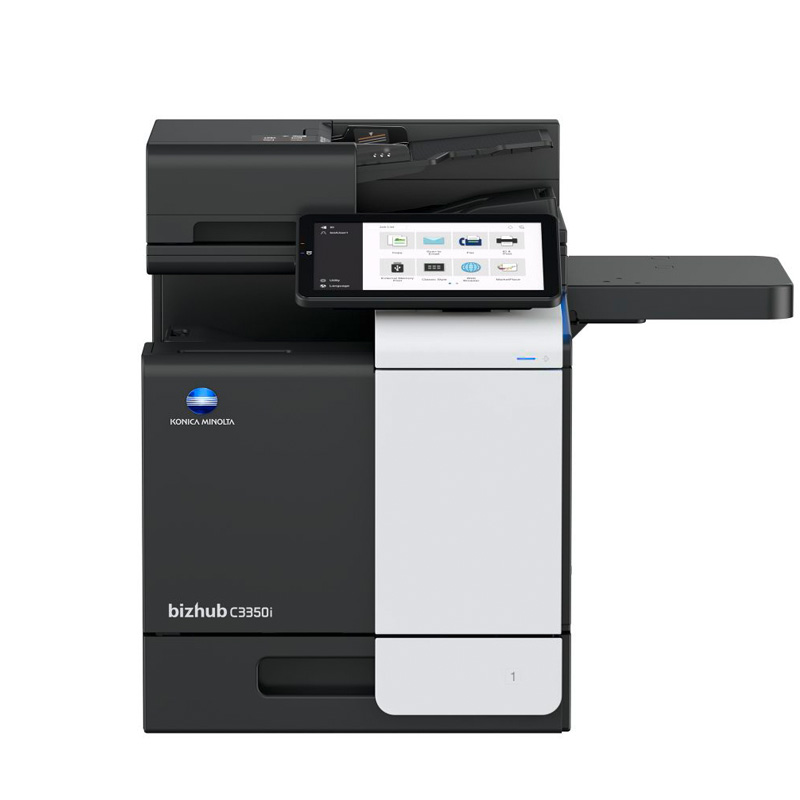 KONICA MINOLTA BIZHUB C3350i 33ppm COLOUR MULTIFUNCTION