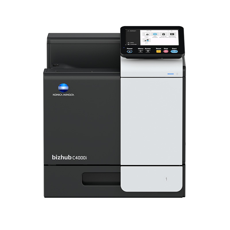 KONICA MINOLTA BIZHUB C4000i 40ppm COLOUR PRINTER