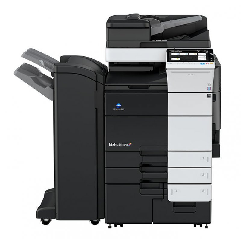 KONICA MINOLTA BIZHUB C659 65ppm COLOUR MULTIFUNCTION PRINTER