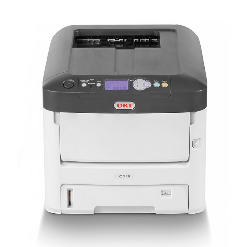 OKI C712DN A4 Colour LED Laser Printer