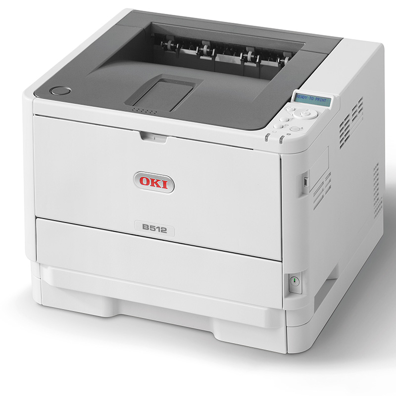 OKI B512DN MONO LASER PRINTER