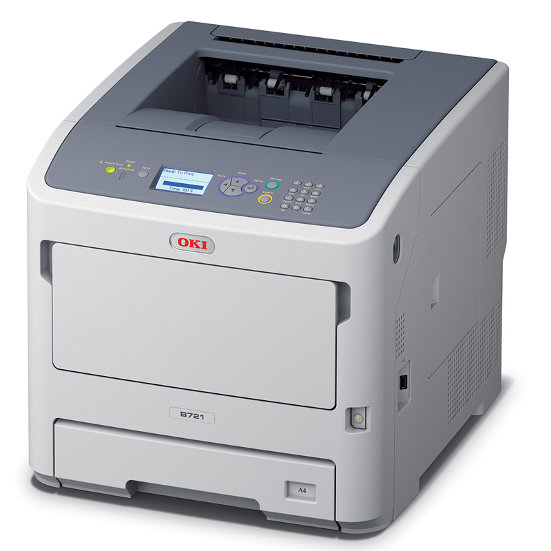 OKI B721DN MONO LASER PRINTER
