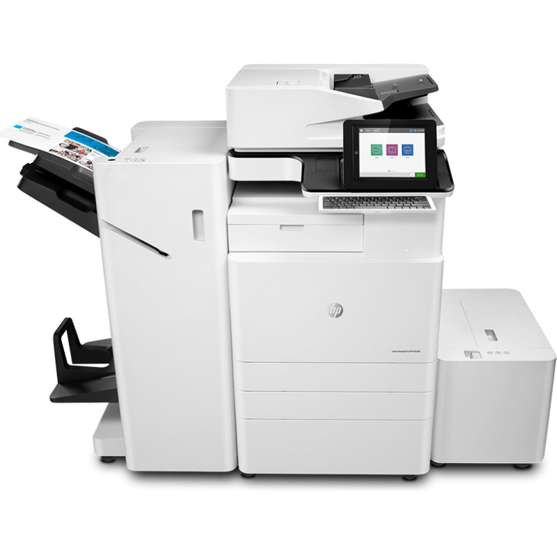 HP LASERJET E7 SERIES A3 MONO or COLOUR MULTIFUNCTION