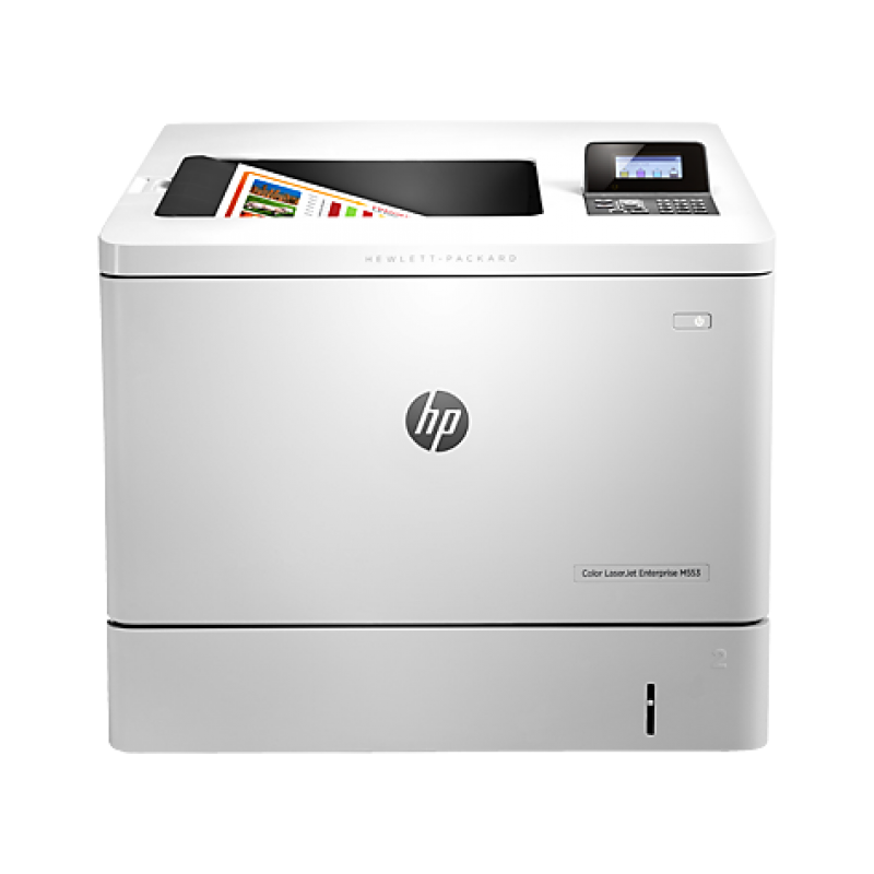 HP LASERJET ENTERPRISE M553n 38ppm COLOUR PRINTER