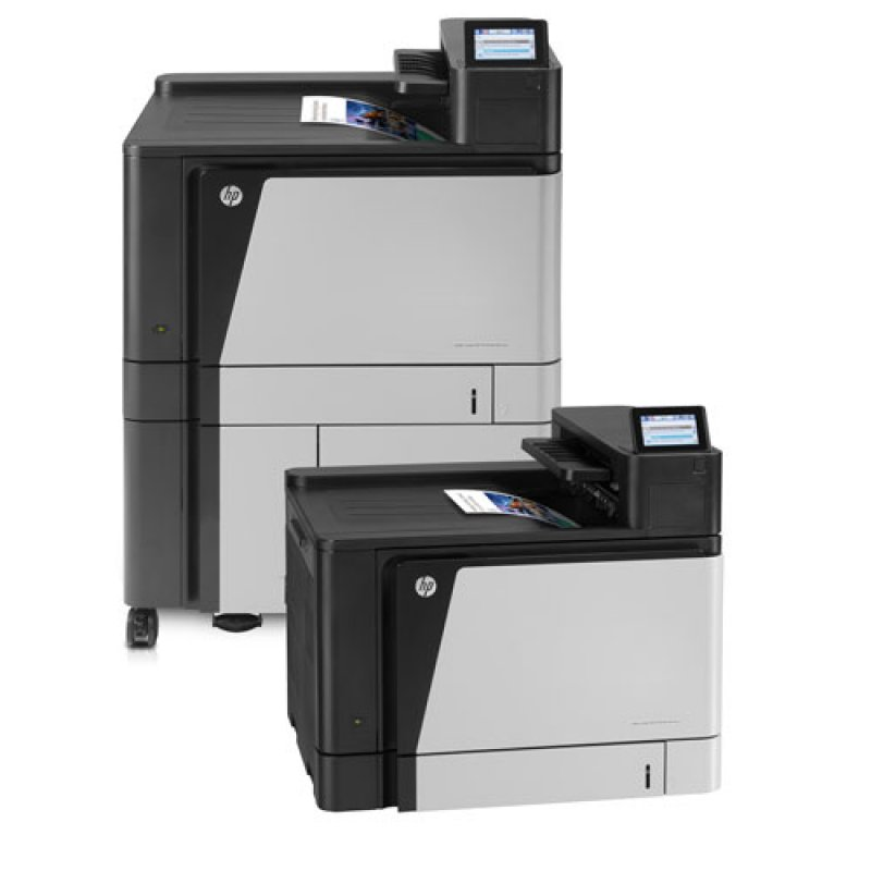 HP LASERJET M855DN ENTERPRISE COLOUR PRINTER