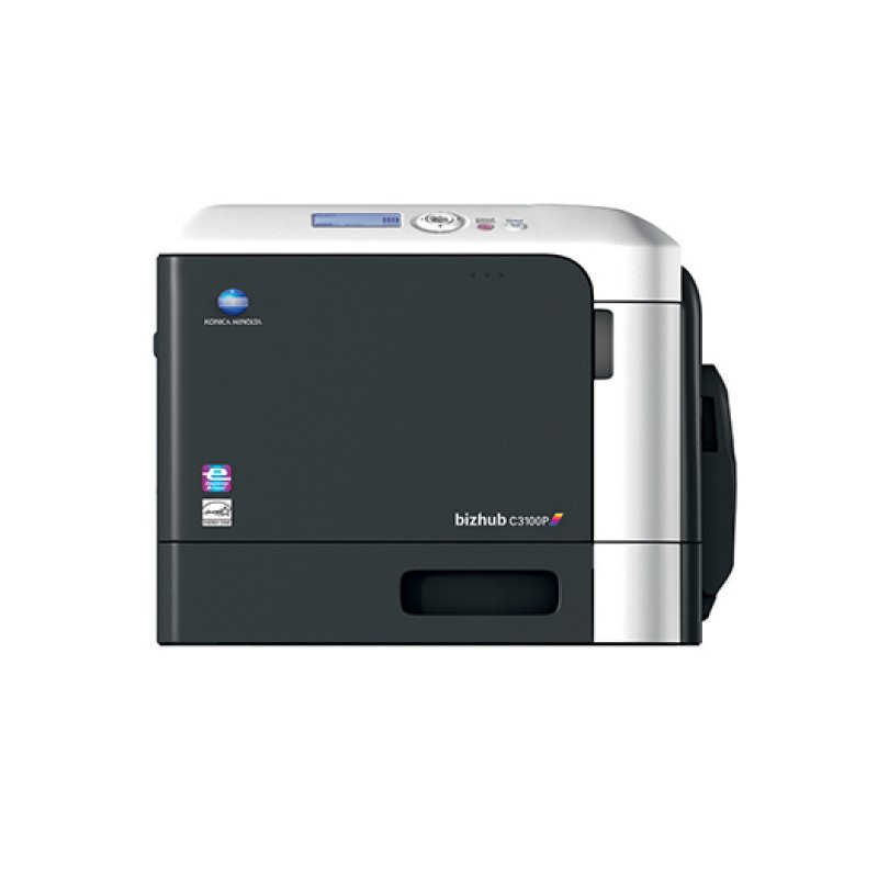 KONICA MINOLTA BIZHUB C3100P 31ppm COLOUR PRINTER