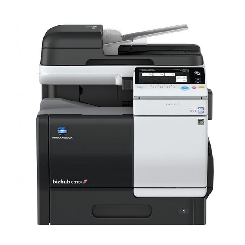 KONICA MINOLTA BIZHUB C3351 COLOUR MULTIFUNCTION 33PPM