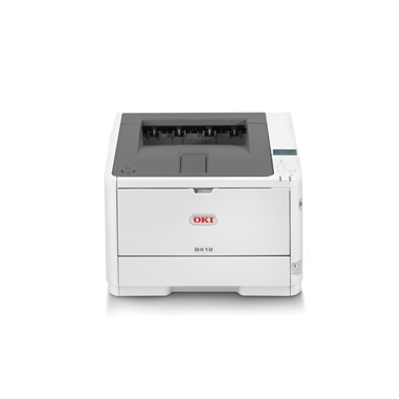 OKI B412DN PRINTER MONO LASER