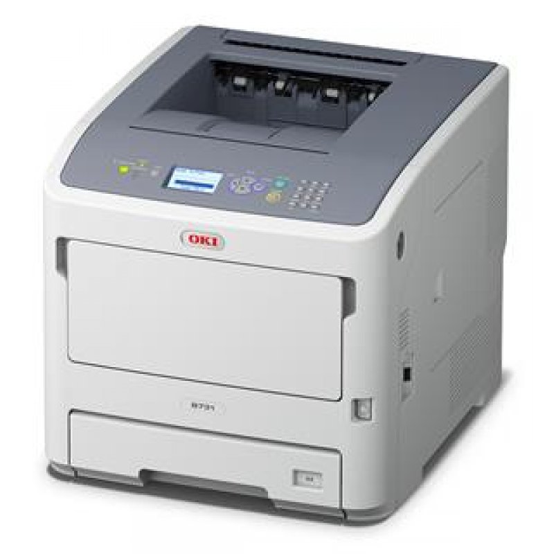 OKI B731DN MONO LASER PRINTER