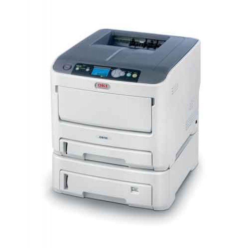 OKI C610 COLOUR PRINTER