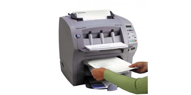 PB DI200 INSERTING SYSTEM MAILING SOLUTION