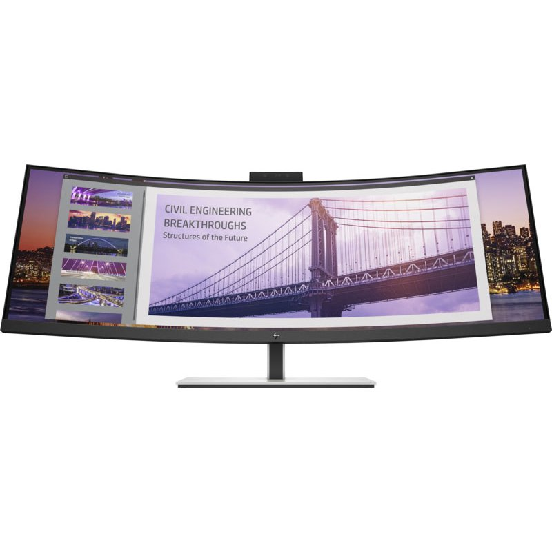 HP S430c 43.4 inch Curved Monitor