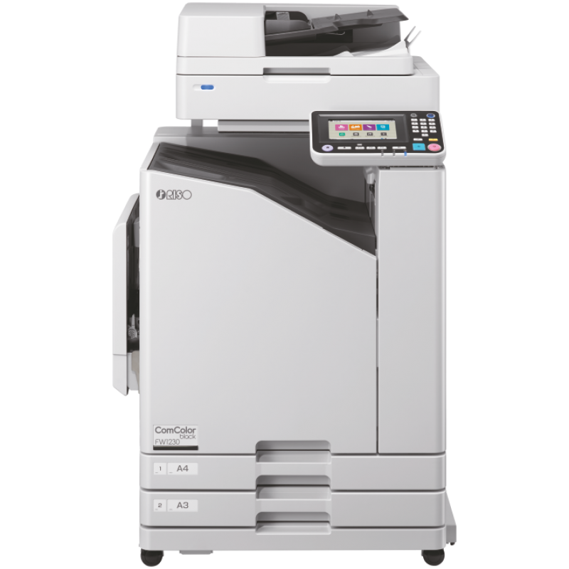 RISO ComColor FW1230 120ppm Printer Scanner