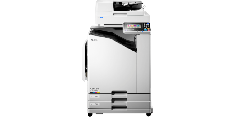 RISO ComColor FW5000 90ppm Printer Scanner