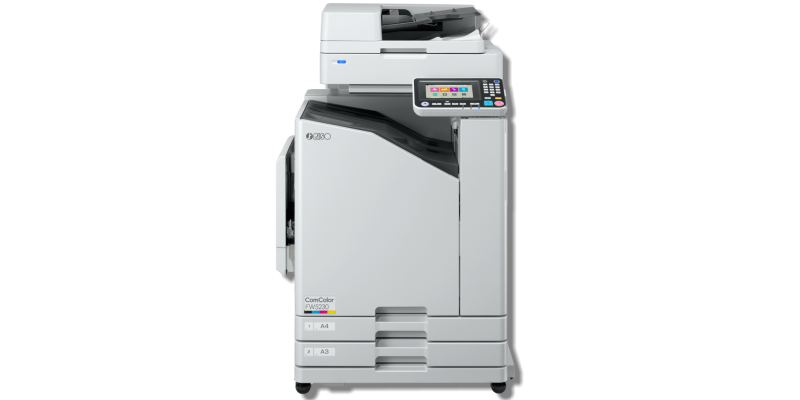 RISO ComColor FW5230 120ppm Printer Scanner