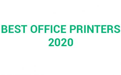 Best Office Printers To Consider in 2020